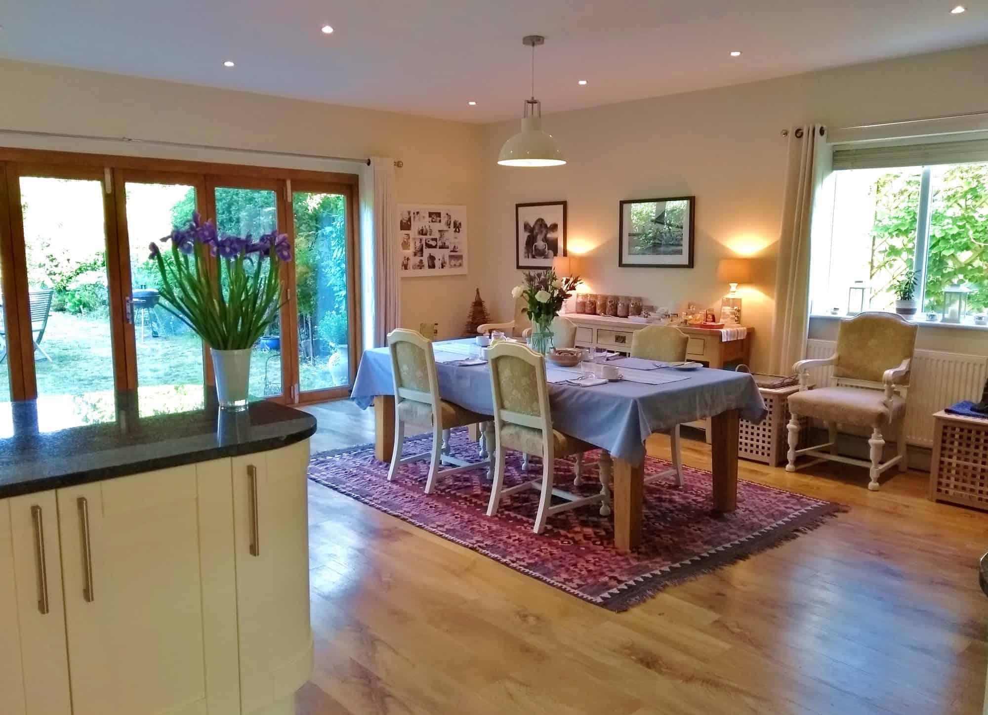 Little Orchard Breakfast Room