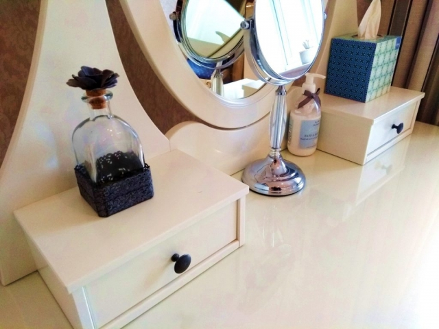 Luxury Super King dressing table