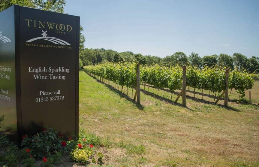 TINWOOD ESTATE WINE TASTING